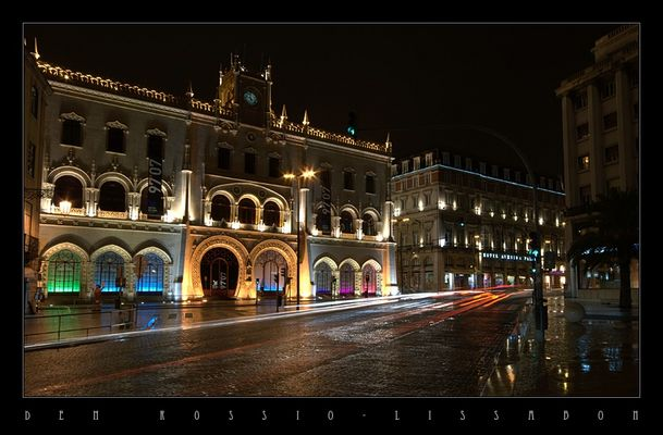 Midnight On The Street