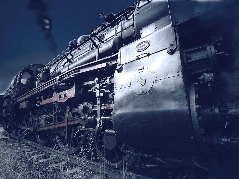 Midnight- Train / Mitternachtszug