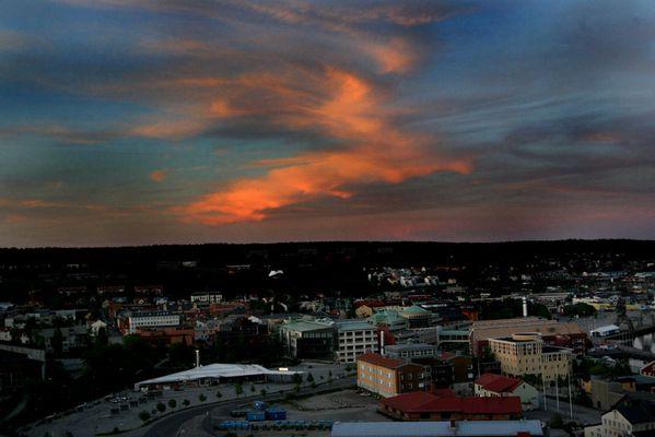 Midsommar i Örnsköldsvik