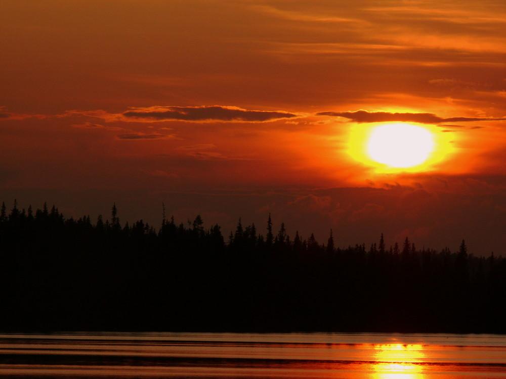 Midsommer in Finnland