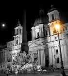 Midsummer night in Rome