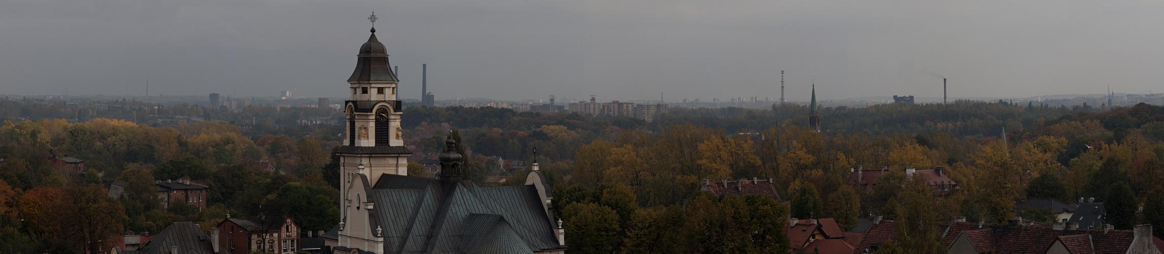 Miechowice- Panorama