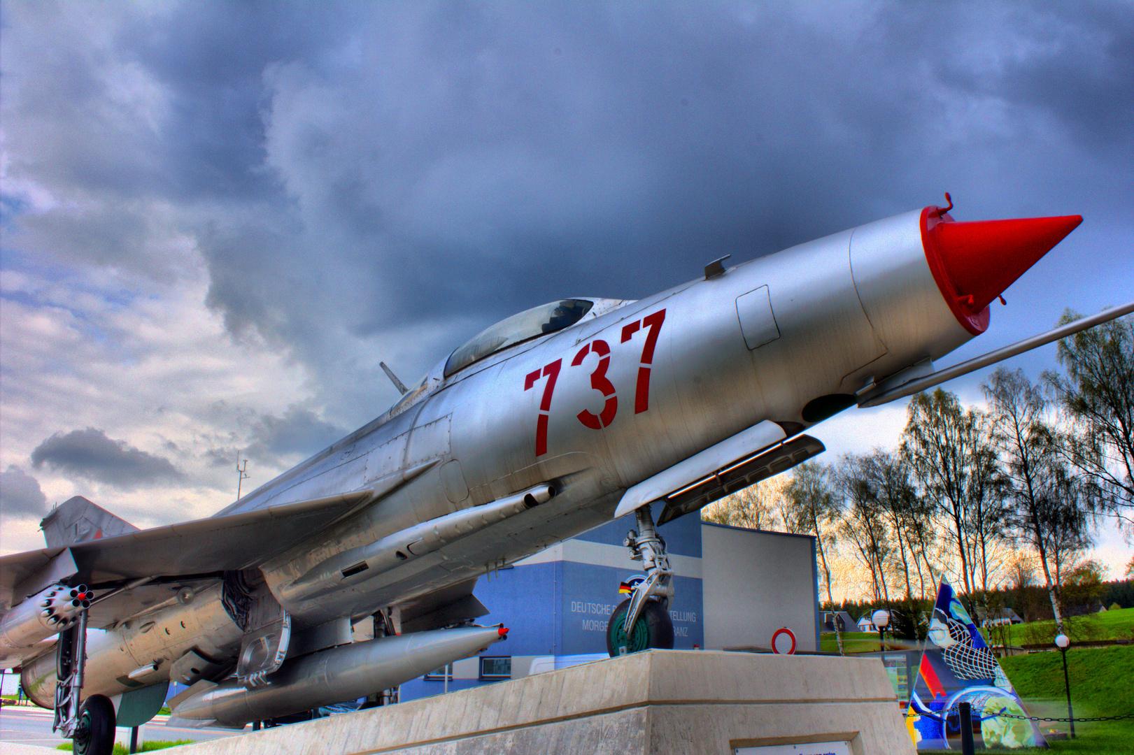 Mig 21-F13