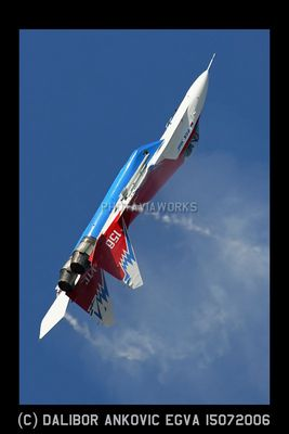 "MiG-29OVT ""Cobra-S-Manöver"""