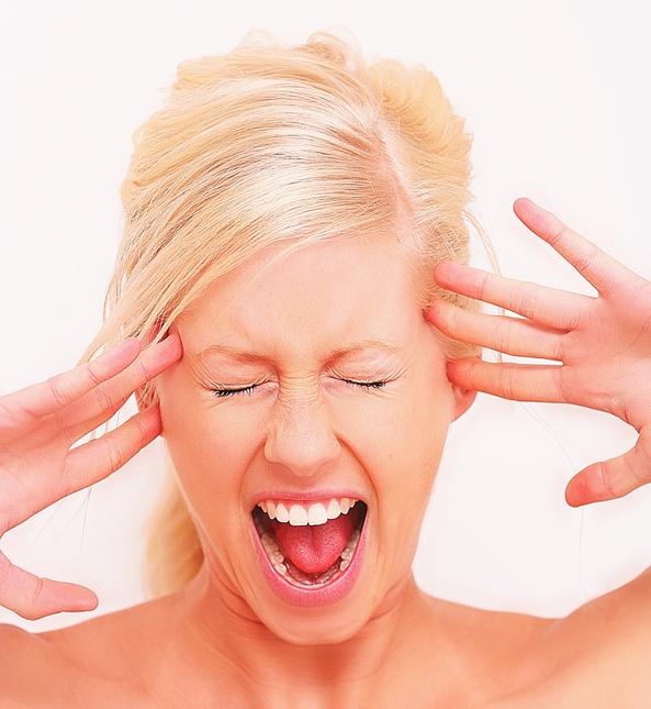 Migräne? Kopfschmerzen? Depressionen?