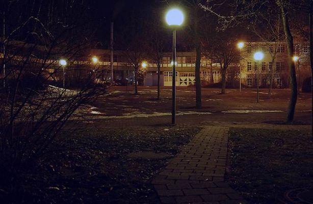 MiGy bei Nacht