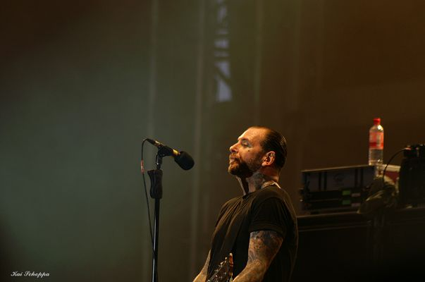 MIKE NESS - With Full Force 2009