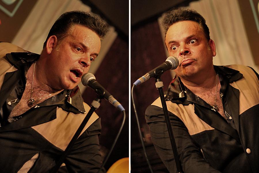 mike sanchez - boogie-woogie-pianist und showman