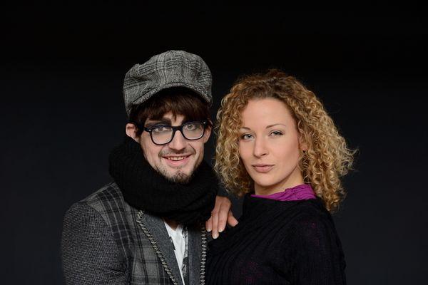 Mike und Susanne