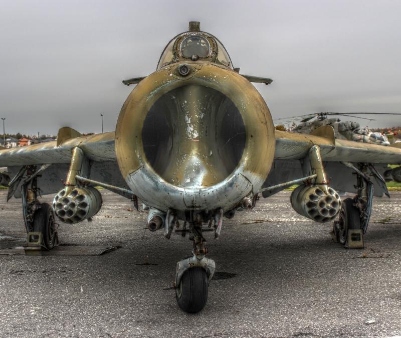 Mikojan-Gurewitsch MiG 17 F