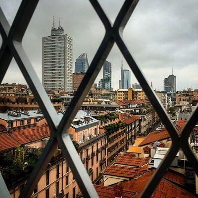 Milano 2015 (veduta da Via Napo Torriani)