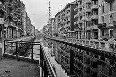 Milano, Alzaia Naviglio Pavese