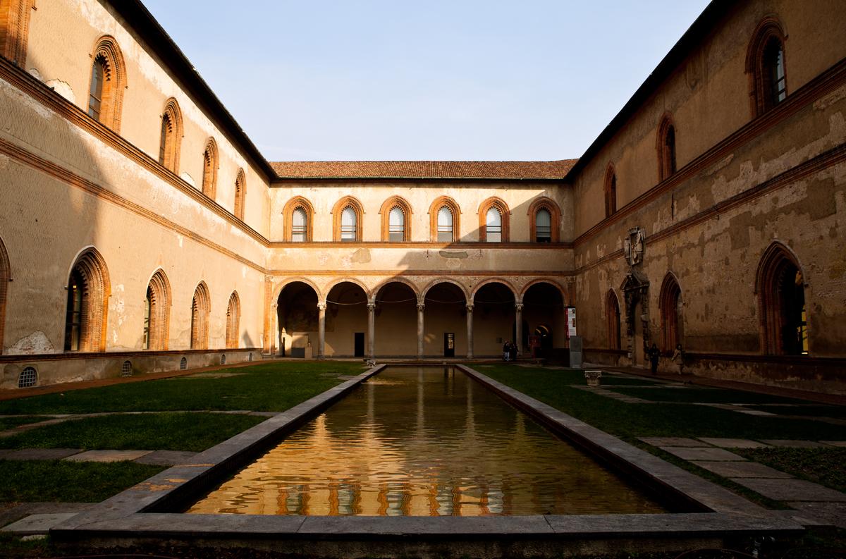 Milano Castle