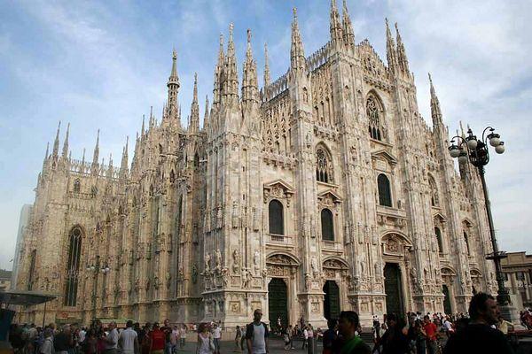 Milano - Duomo di Santa Maria Nascente