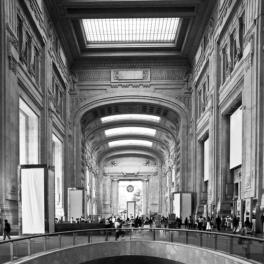 Milano - Foyer Stazione Centrale