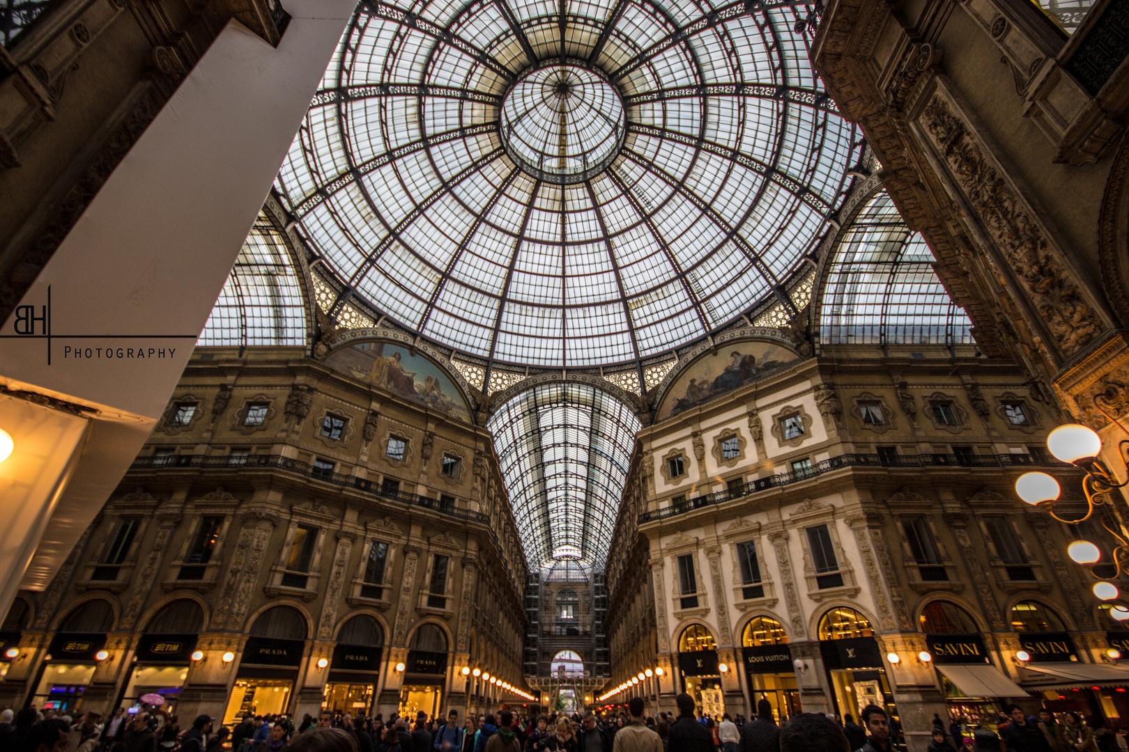 Milano - Galeria Emanuelle