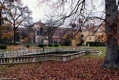Milano, giardini della Guastalla