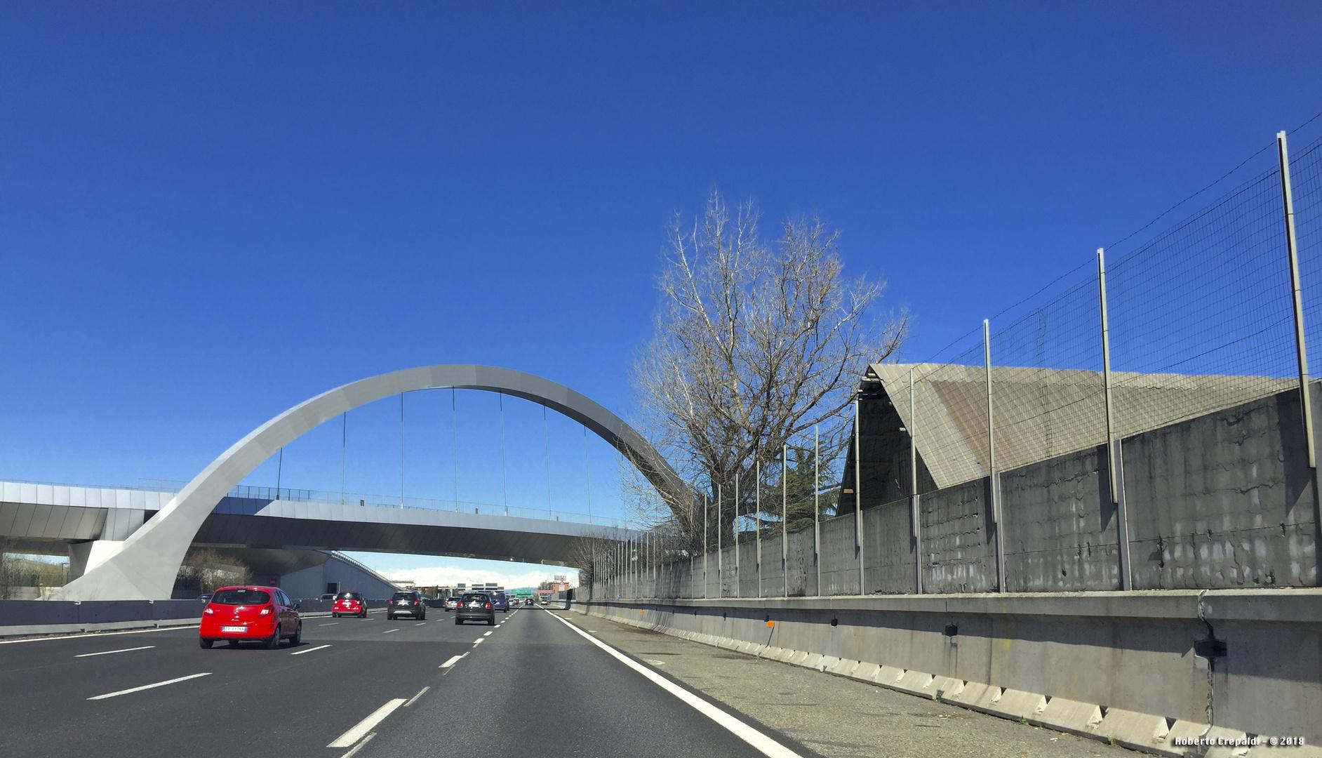Milano in tangenziale