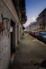 Milano, via Jommelli