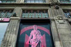 Milano, Via Monte Grappa