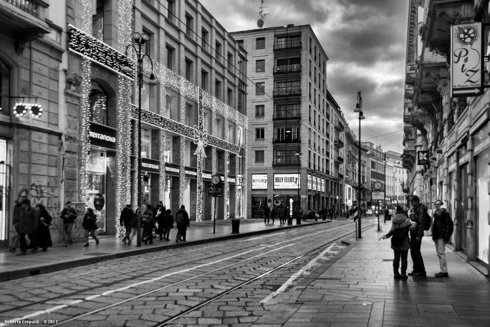 Milano, Via Torino