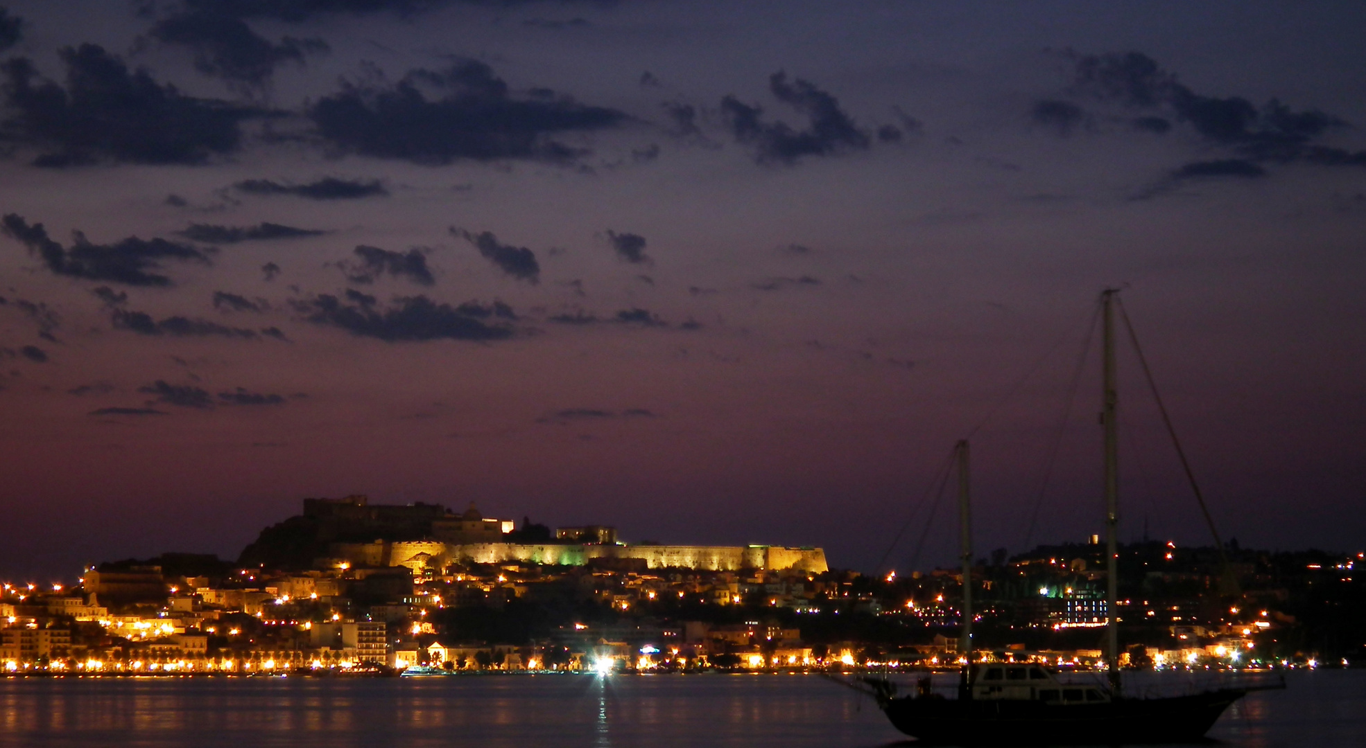 MILAZZO AM ABEND