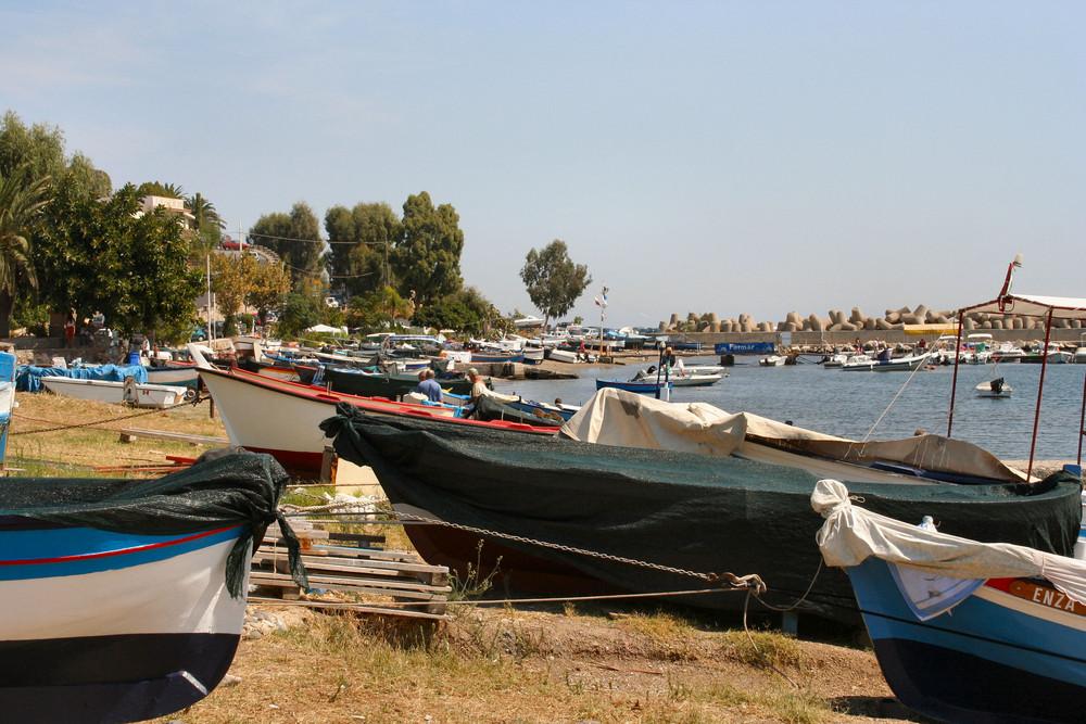 Milazzo - Vaccarella luogo di pescatori 2