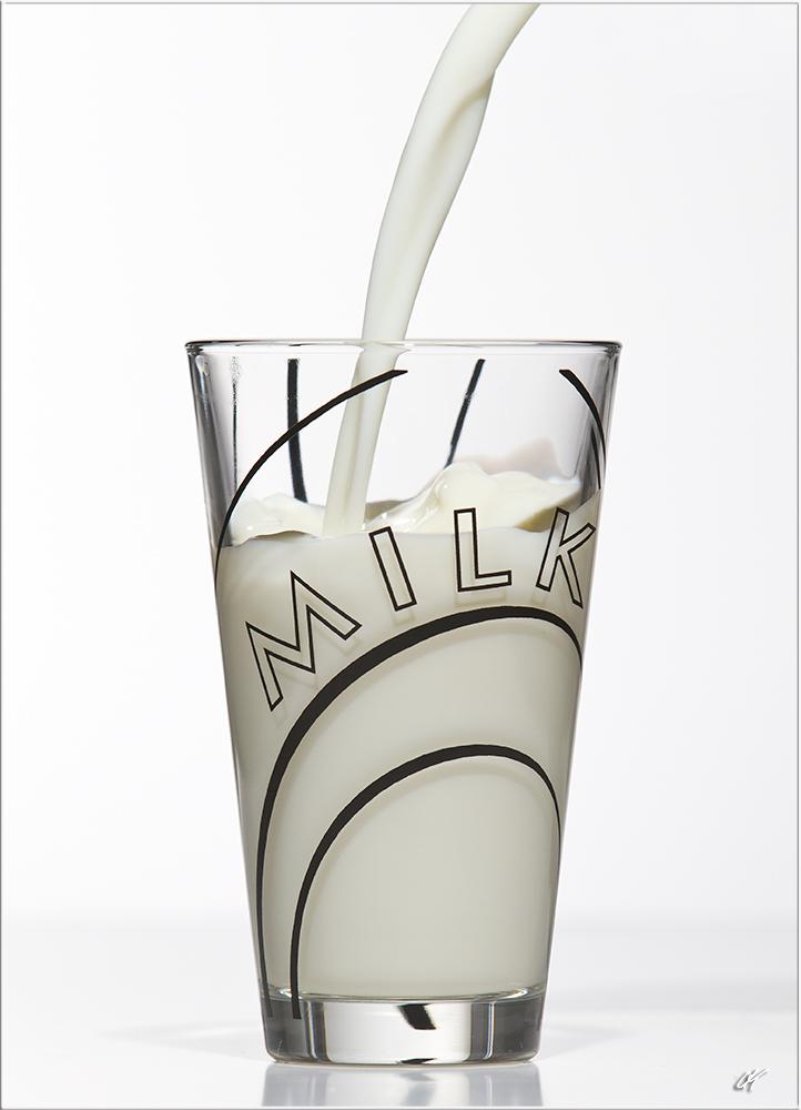 Milch macht müde Uli's munter