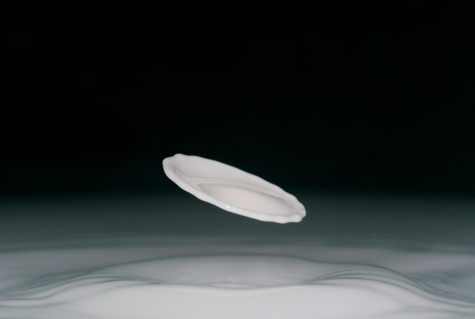 Milch Ufo