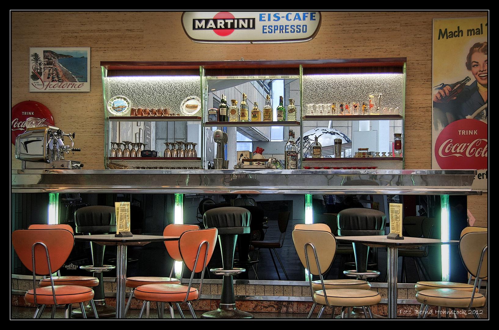 Milchbar ..... Eisdiele    HdG Bonn