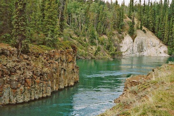 Miles Canyon(Yukon)