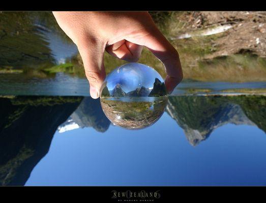 Milford Sound auf dem Kopf! (reload)