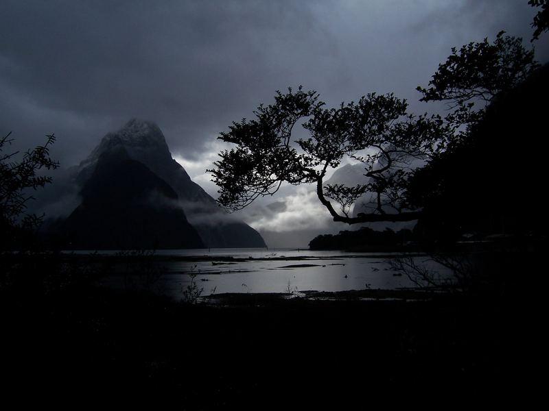 Milford Sound Eingang