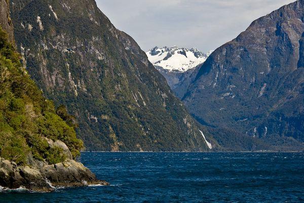 Milford Sound III - Fiordland N.P. - Neuseeland - Südinsel