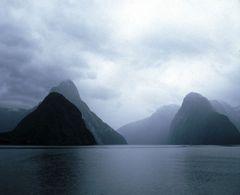 Milford Sound - Regenreichstes Gebiet Neuseelands