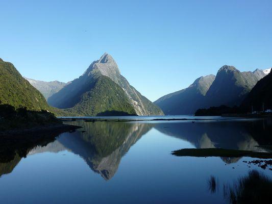 Milford Sound, Südinsel Neuseeland