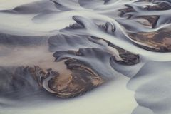 milky water oder natural art