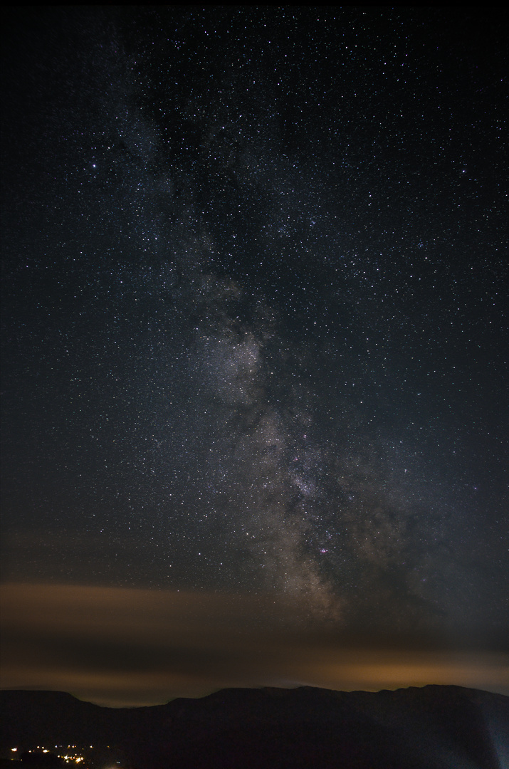 Milky Way Traunsee