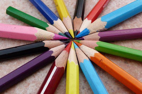 mille million de mille couleur