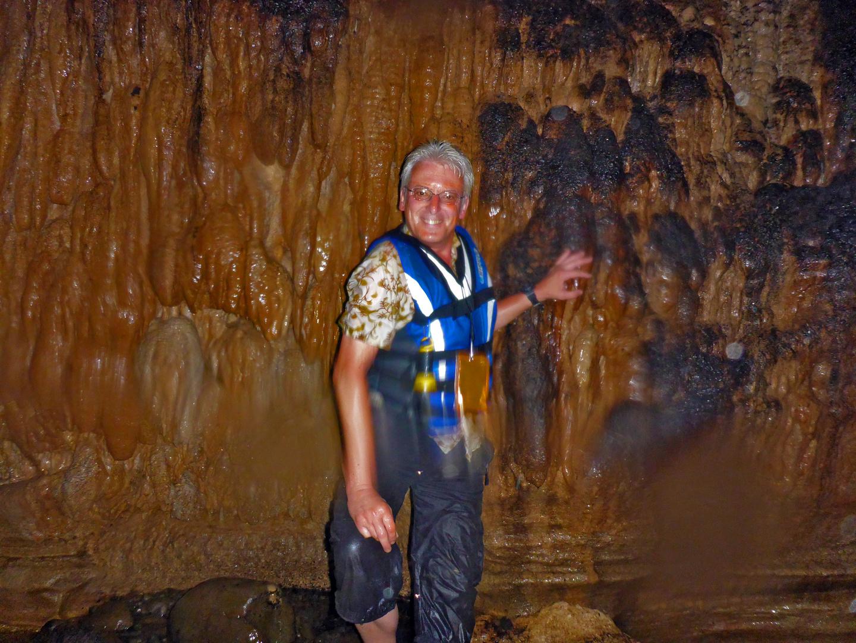 Millenium Cave Underground