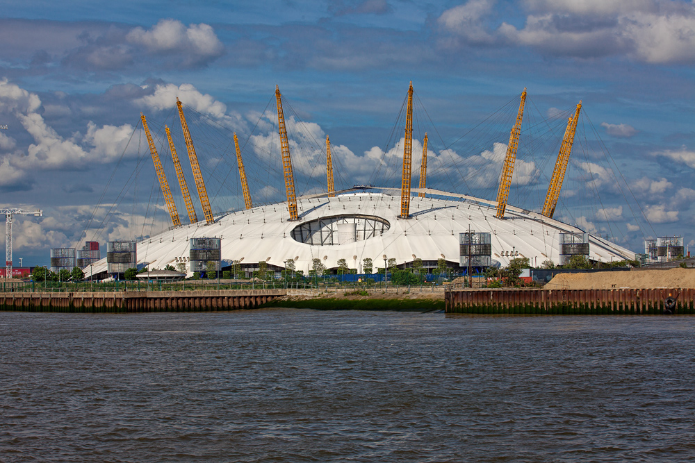 Millennium Dome in London