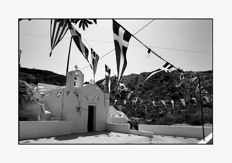 Milos 3, Grèce