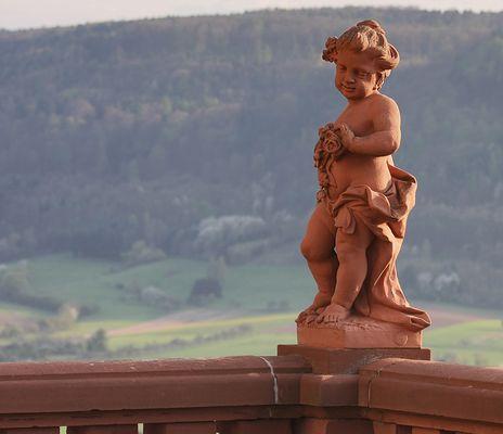 Miltenberg - Kloster Engelberg in Grossheubach
