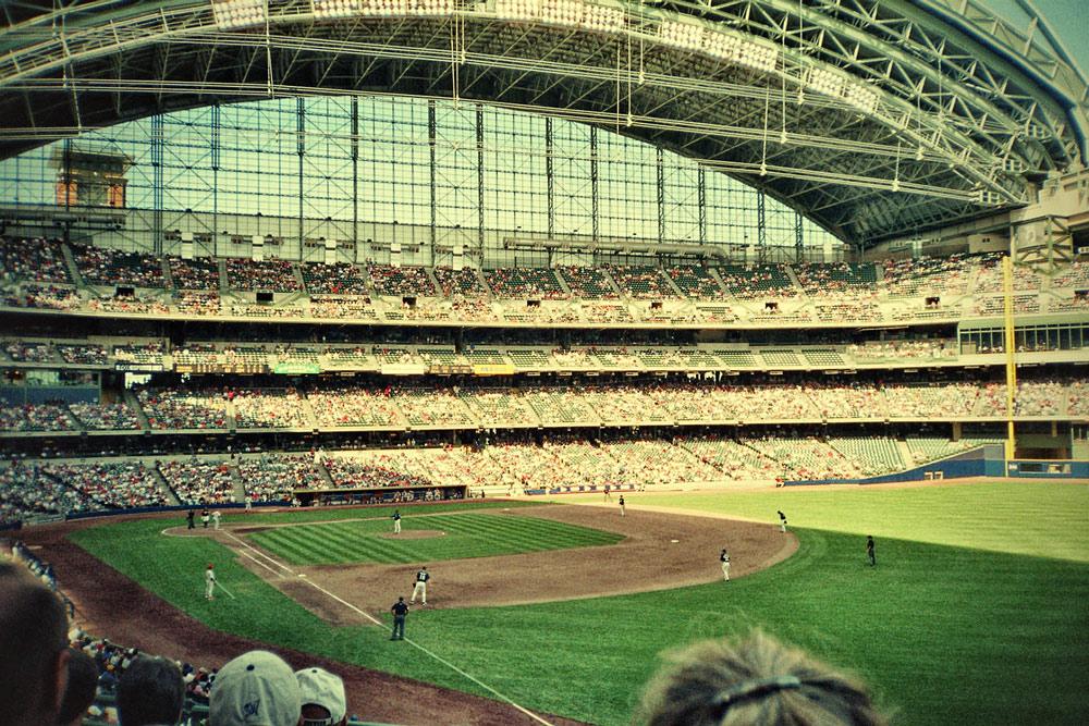 Milwaukee Brewers Stadium II