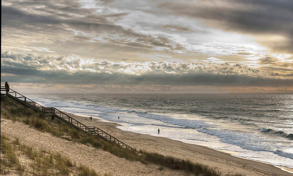 Mimizan-plage 1er décembre