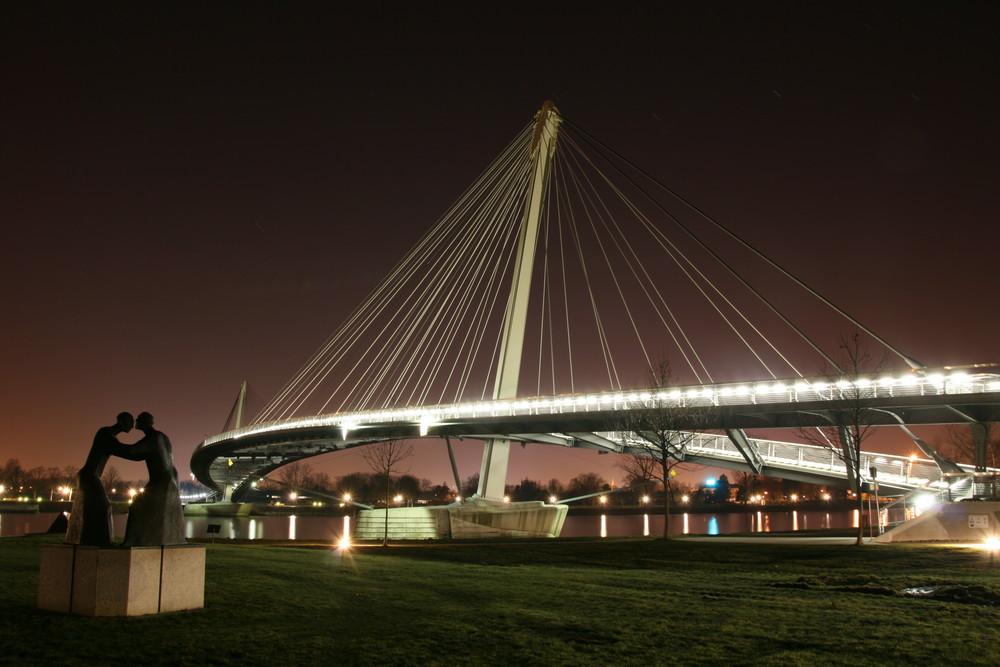 Mimrambrücke Kehl-Straßburg