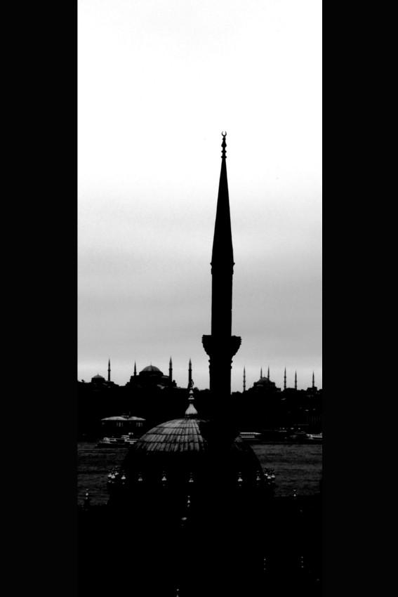 minarett.