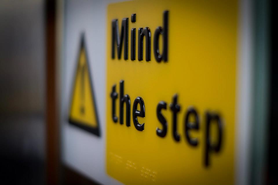Mind it!
