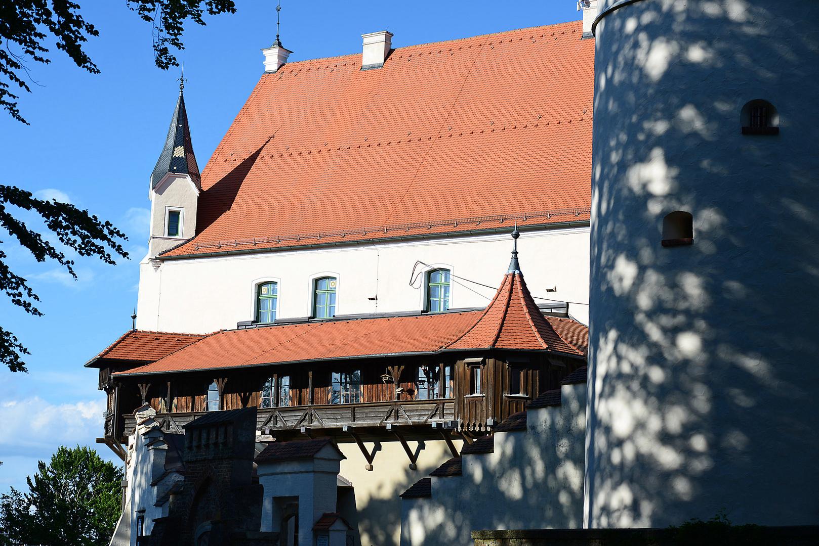 Mindelburg in Mindelheim