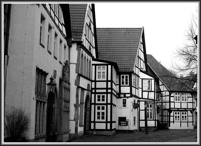 Minden, Altstadt